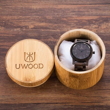 Load image into Gallery viewer, Top Luxury Brand New Fashion Wood Watch