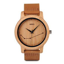 Load image into Gallery viewer, Personalized Customize Wood Watch