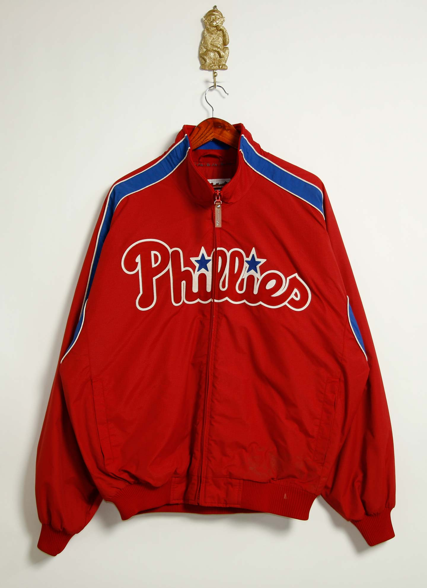 Phillies Baseball Jacket