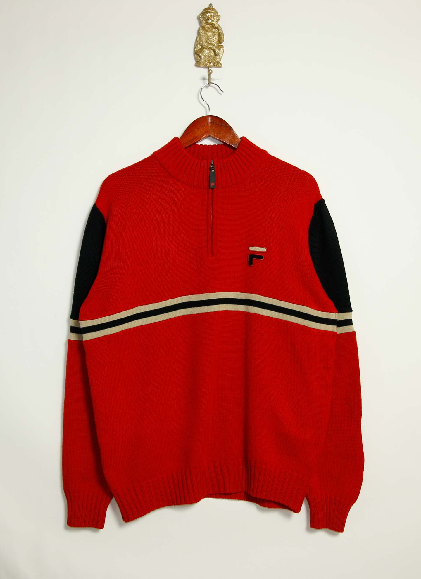 FILA Quarter Zip