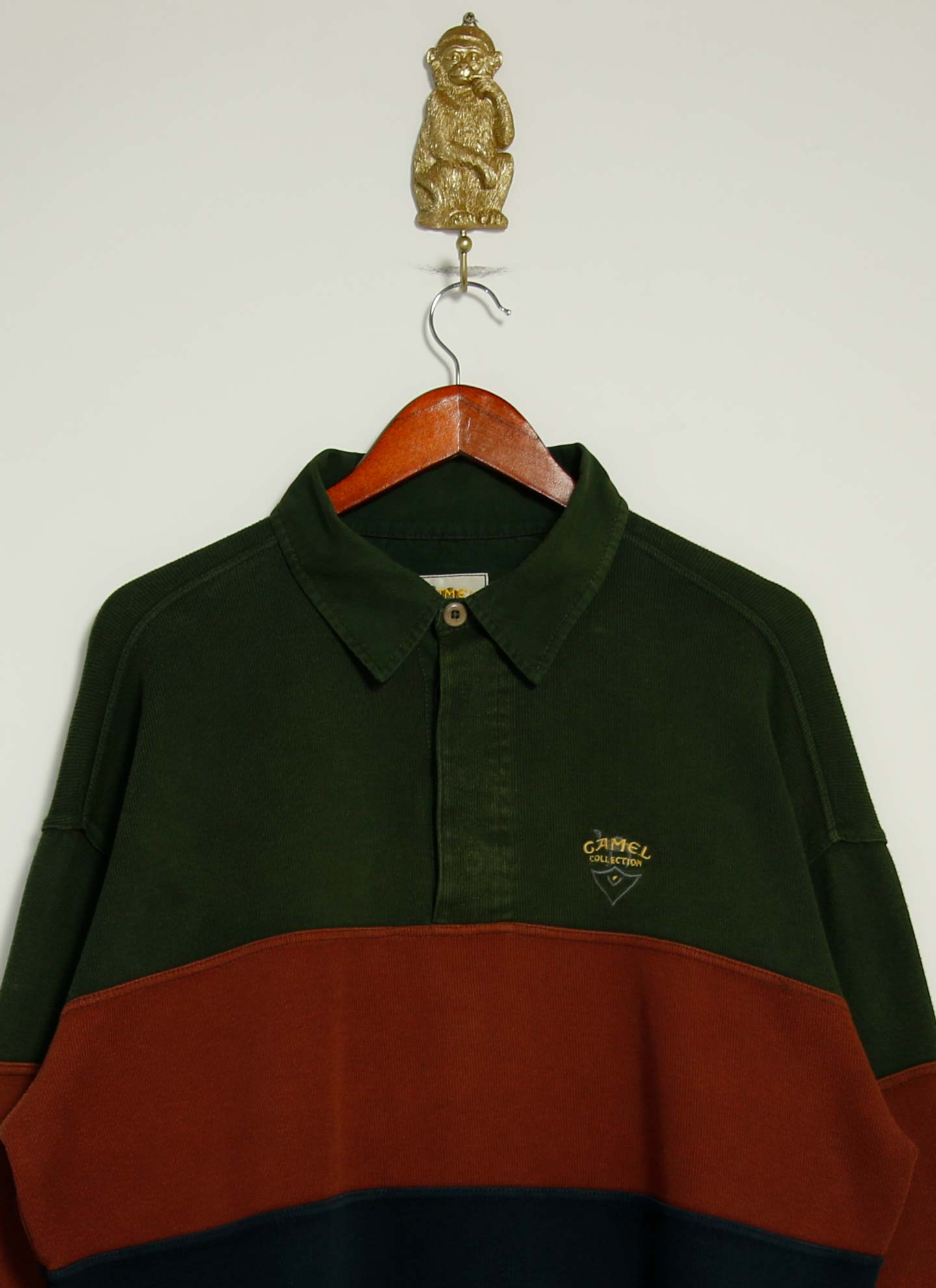 Camel Rugby Polo
