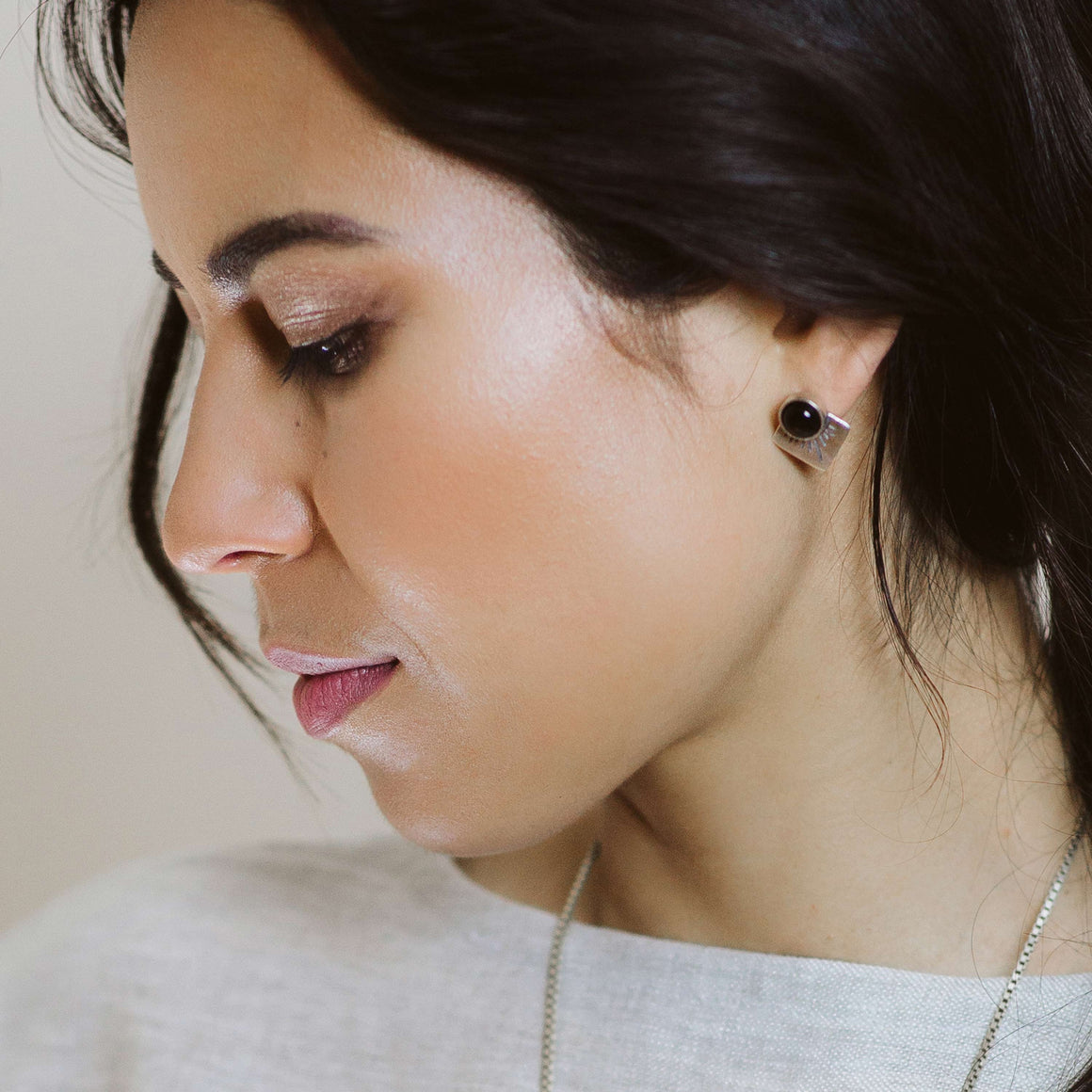 Marisol Studs | Sterling Silver