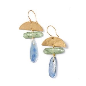 Cloud Cry Earrings - Isobell Designs