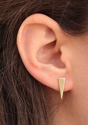 Dagger Stud Earrings - Isobell Designs