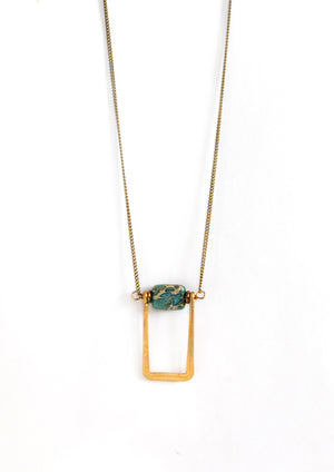Cayucos Simple Necklace - Isobell Designs