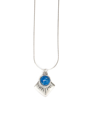 Marisol Necklace ▬ Sterling Silver - Isobell Designs
