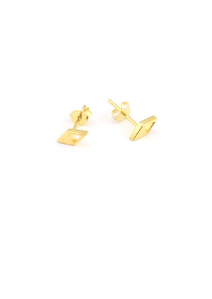 Tavia Stud Earrings - Isobell Designs