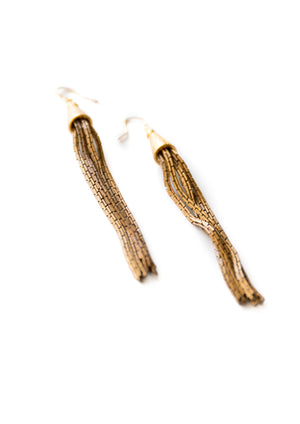 Tassel Earrings - Isobell Designs