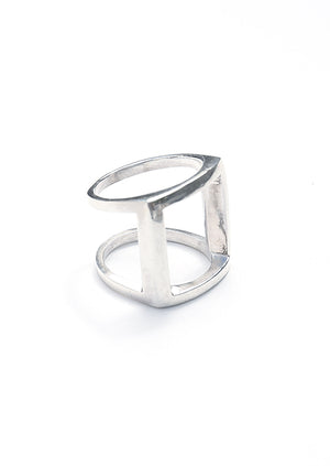 Cage Ring - Isobell Designs - Rings - handmade-jewelry-california-minimal-delicate-jewellery