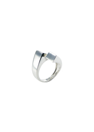 Tilt Shift Ring - Isobell Designs