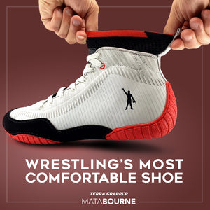 Sock Layer wrestling shoes