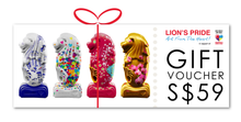 Load image into Gallery viewer, Lion's Pride - Gift Voucher