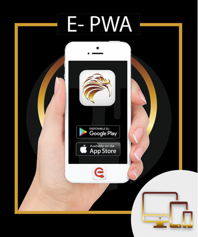 EAGLE PWA - E-commerce + APP