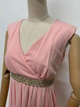 Load image into Gallery viewer, Blanes Pink Pleated Dress