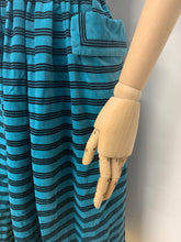 Load image into Gallery viewer, Horrockses Striped Cord Dress