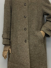Load image into Gallery viewer, St. Michael Tweed Coat