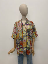 Load image into Gallery viewer, Abstract Paisley Shirt