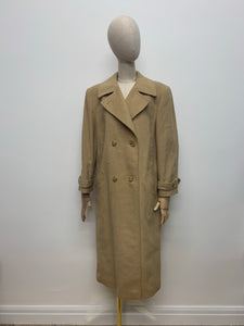 Lakeland Camel Trench Coat