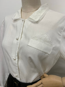 Dorothy Perkins Lace Collar Blouse