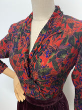 Load image into Gallery viewer, Monsoon Autumn Berries Blouse