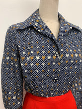 Load image into Gallery viewer, 1970s Eastex Tulip Print Shirt