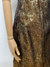 Load image into Gallery viewer, 1960s Lurex Rose Dress