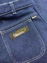 Load image into Gallery viewer, Slimma A-Line Denim Skirt