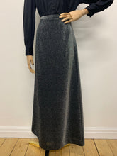 Load image into Gallery viewer, Silver Maxi Skirt