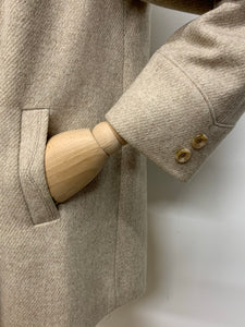 Oatmeal Eastex Coat