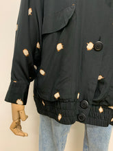 Load image into Gallery viewer, Silk Spot Bomber Jacket