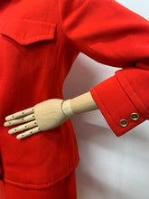 Load image into Gallery viewer, 1970s Jaeger London Red Wool Suit
