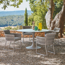 Laden Sie das Bild in den Galerie-Viewer, Sifas Basket Dining Outdoor Sessel, Gartenstuhl
