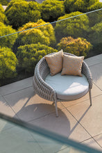 Laden Sie das Bild in den Galerie-Viewer, Sifas Outdoor Lounge Kalife Sifas Loveseat, Ruheinsel Gartenmöbel Möbel Zeppenfeld Olpe Designmöbel Sauerland