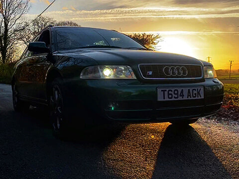 VAG Technic | Projects - Audi S4 B5 | Car services in Dudley