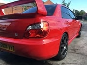 VAG Technic | Paintings / wrappings - Subaru Impreza | Car services in Dudley