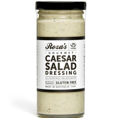Roza's Ceasar Salad Dressing