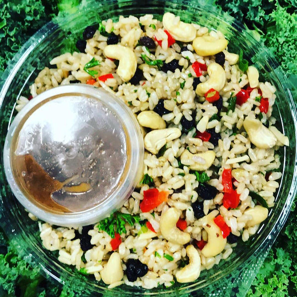Brown Rice Salad Large
