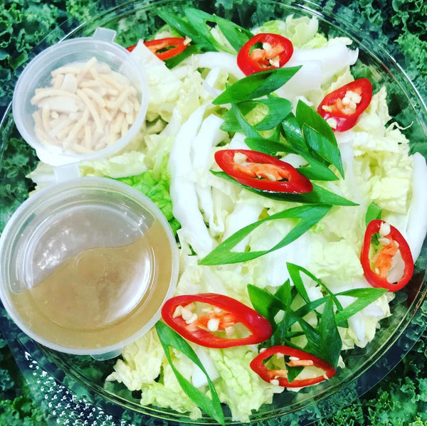 Crunchy Noodle Salad Small