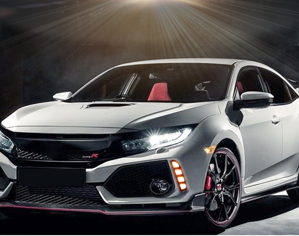 Type R LED Brake Vent DRL Light Replacement