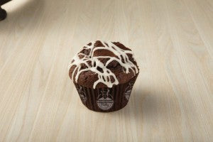 BLACK & WHITE YOGURT MUFFINS BY MORRISON PASTRY 6 OZ. 12 COUNT PER UNIT