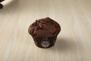 CHOCOLATE CHOCOLATE CHIP YOGURT MUFFINS BY MORRISON PASTRY 6 OZ. 12 COUNT PER UNIT