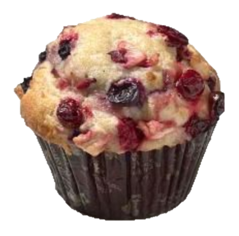BERRY BLAST YOGURT MUFFINS BY MORRISON PASTRY 6 OZ. 12 COUNT PER UNIT
