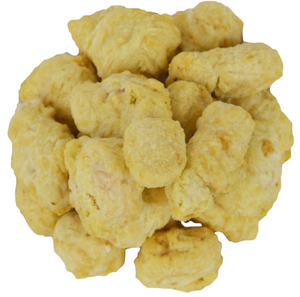 Chicken Breast Fritters Fully Cooked Packed in a 10 lb. Case from BrakeBush