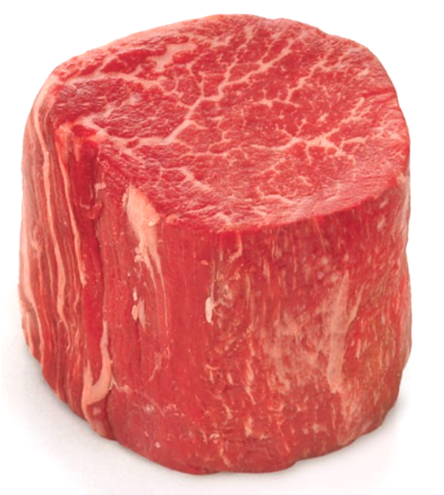 Beef Center Cut Filet 9-10 oz. USDA Choice FRESH (Order by Piece)