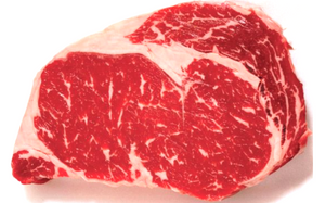 Beef Boneless Ribeye Steaks 14-16 oz. USDA Choice FRESH (Order by Piece)