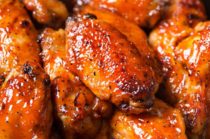 Chicken Jumbo Party Wings Bone-In (Buffalo Style) Packed in 10 lb. Packs FRESH