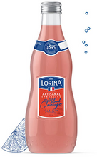 Load image into Gallery viewer, Lorina French Artisanal Sparkling Blood Orange (Case of 12 bottles)