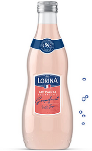 Lorina French Artisanal Sparkling Grapefruit  (Case of 12 bottles)