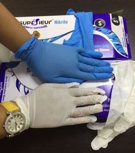 Disposable Medical Nitrile Glove