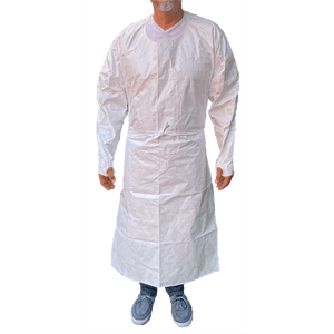 Tyvek® Isolation Gown